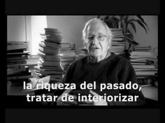 Chomsky. El objetivo de la educación - YouTube Noam Chomsky, Teacher Quotes, English Words, Inspire Me, Einstein, Coaching, Interview, Language, Student