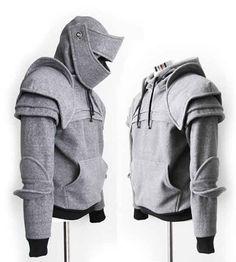 Knight Sweatshirt | 20 Sweatshirts You Need In Your Life Immediately