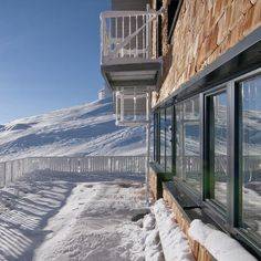#internorm #view #window Winter Wonderland, Blog, Projects, Outdoor, Log Projects, Outdoors, The Great Outdoors