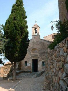 la chapelle du petit village de Sant' Antonino