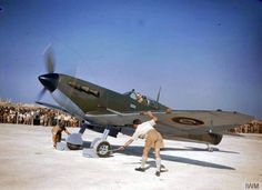 The Royal Air Force during the Second World War. Photographs from the Imperial War Museum collections (part 1 here).
