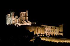 Cathédrale Saint-Nazaire de Béziers Saint Nazaire, Louvre, Landscape, Architecture, Building, Travel, Landscapes, Arquitetura, Scenery