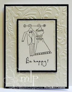 Endless Creations:  Be Happy, Wedding Outfits small