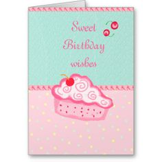 >>>The best place          Sweet Birthday Wishes Card           Sweet Birthday Wishes Card We have the best promotion for you and if you are interested in the related item or need more information reviews from the x customer who are own of them before please follow the link to see fully review...Cleck See More >>> http://www.zazzle.com/sweet_birthday_wishes_card-137193821173535914?rf=238627982471231924&zbar=1&tc=terrest