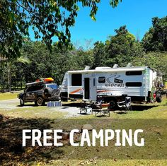 Many different types of accommodation when travelling Australia. Free & Low Cost Camps, Caravan Parks, House Sitting, National Parks and more. Camping Places, Camping Glamping, Van Camping, Best Places To Travel, Camping Style, Caravan Hacks, Caravan Ideas, Camping Checklist Family, Australian Road Trip