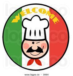 35 best italian restaurant logo images on pinterest italian rh pinterest com italian restaurant logo maker italian restaurants logos with a flag