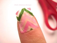 The 3 minute manicure– washi tape tutorial - Nail Design & Colors Diy Washi Tape Nails, Washi Tape Uses, Tape Nail Art, Washi Tape Cards, Diy Nails, Manicure, Nail Art For Kids, Tape Crafts, Fun Crafts