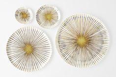 Gilded Porcelain by Doris Bank