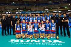 Seniorke 7. na Svetskom prvenstvu u Italiji. // Senior women of Serbia - 7th place at the World Championship in Italy.