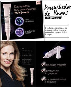 preenchedor-de-rugas-mary-kay Preenchedor de Rugas Volu-Fill TimeWise Repair - Mary Kay
