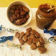 Dulce de leche y caramelos toffee www.thermofacil.es