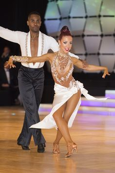 Emmanuel Pierre-Antoine and Liana Churilova will be a part of our amazing instructor lineup at Dance Camp 2015. They are the current US National Professional Rhythm Champions.