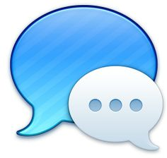 iMessage for Mac; too cool !