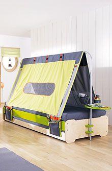 HABA - Erfinder für Kinder - Lit Terra Kids Expédition - Terra Kids - Gammes Chambres d'enfant - Jouets et chambre