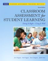 Classroom Assessment for Student Learning: Doing It Right - Using It Well, 2nd Edition #assessment #education