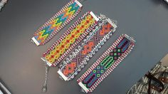 Bracelets  Brésiliens by PurpleArt