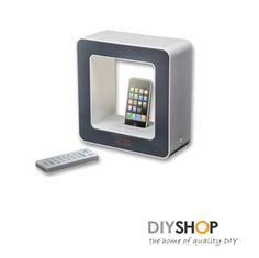 DIYshop offer competitive prices across a range of trade quality branded DIY supplies for your home and garden improvement. Ipod Dock, Digital Radio, Diy Supplies, Phone, Telephone, Mobile Phones