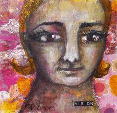 Vision - Kunst von Piarom