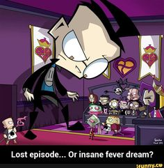 Lost episode... Or insane fever dream?
