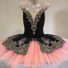 Tutus by Dani Australia ( Ballerina Tutu, Black Ballerina, Ballet Tutu, Dance Costumes Ballet, Ballet Beautiful, Disney Dresses, Dance Outfits, Black And Grey, Tutu Ideas