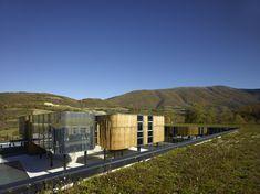 Gallery of Industrial Factory in Preci / Enzo Eusebi+Partners - 5