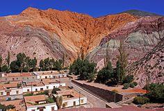 Cerro de los Siete Colores, Purmamarca, Jujuy, Argentina  #cerrodelossietecolores #purmamarca #jujuy #argentina