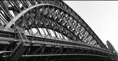 Sydney Harbour Bridge Detail B&W #blackandwhitephotography #sydney #sydneystreetphotography #sydneyharbourbridge #sydneyharbourbridgeclimb #australia #canonaustralia #tourism #travel #travelaustralia #bwphotography #aussie_photos #monochrome #bridgeclimb #bridge #landmark #icon #australia #australia_shotz #wow_australia2016 #visitnsw #seesydney #steel #engineering #panorama by photography_stevpas68 http://ift.tt/1NRMbNv