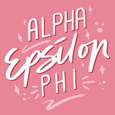 #aephi Make this yours at chthreads.com