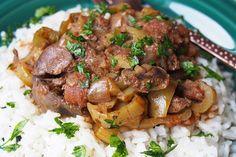 Beef, Food, France, Red Peppers, Meat, Essen, Meals, Yemek, Eten