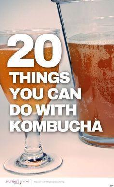 kombucha                                                                                                                                                                                 More