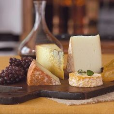 Pair your favorite red wines with these premium cheeses for a perfectly arranged evening of entertaining.