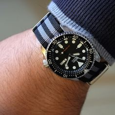 91dc073fdab Image result for leather zulu strap 5 ring Zulu