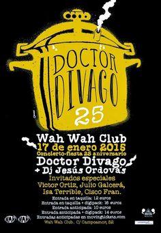 Gira 25 aniversario de DOCTOR DIVAGO http://woody-jagger.blogspot.com.es/2015/01/gira-25-aniversario-de-doctor-divago.html