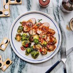 119 Easy and Inspiring Dinner Recipes for COOK90 | Epicurious Pork Recipes, Cooking Recipes, Spicy Recipes, Yummy Recipes, Marinated Pork, Roasted Butternut, Roasted Meat, So Little Time, Pork