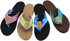 The most comfortable flip flops ever