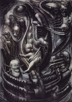 "Coffee Table Books  ""H. R. Giger's Necronomicon"" by H. R. Giger"