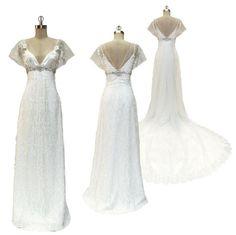 Fall 2011 Claire Pettibone Wedding Dresses: Bohemian Romance   OneWed