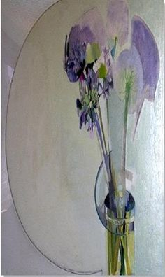 Curva transparente, 1974, lienzo, t...