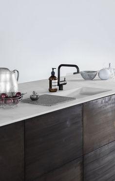 Ikea-Hack mit Erfolgsgarantie: Reform Furniture verpasst langweiligen Standardküchen ein aufregend neues Gesicht.