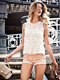 shorts, woman fashion, BDBA SS/2012