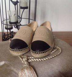 d2dc685ca9 alpargata chanel - sapatilha chanel Sapatilhas Chanel