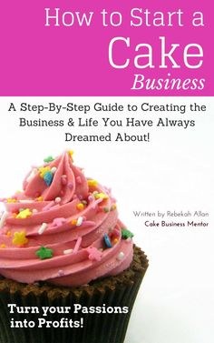 Names For Cake Decorating Company : 1000+ ideas about Cake Business on Pinterest Bakeries, Cake Pricing and Neon Cakes