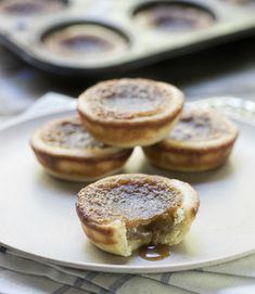 Making Brown Butter Maple Tarts With Chef Michael Smith :: YummyMummyClub.ca
