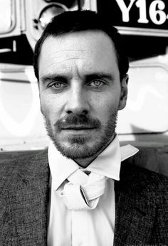 Michael Fassbender photographed by Caitlin Cronenberg