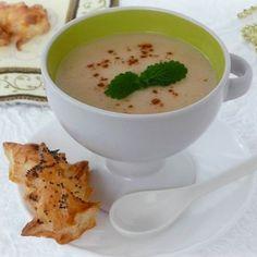 Egy finom Fahéjas almakrémleves ebédre vagy vacsorára? Fahéjas almakrémleves Receptek a Mindmegette.hu Recept gyűjteményében!