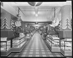 Toyland Department, Dayton's, Minneapolis, 1940 | NORTON & PEEL PHOTOGRAPH COLLECTION