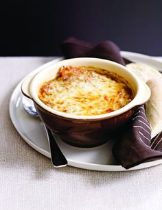 Pressure Cooker Recipes, French Onion Soup Recipe