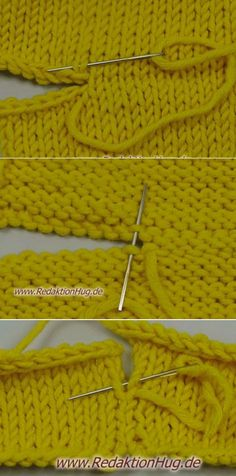 Ideas for knitting patterns baby tips Knitting Help, Knitting Stiches, Sweater Knitting Patterns, Knit Patterns, Crochet Stitches, Baby Knitting, Knit Or Crochet, Knitting Projects, Garter Stitch
