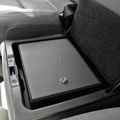 Bestop® - Black Storage Lock Box