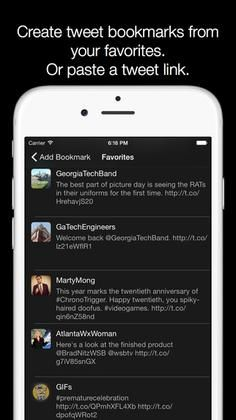 Twitter Bookmarks: Create shortcuts to your favorite users/tweets on Twitter | Product Hunt